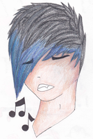 Josh Ramsay Fanart by red-sunfox