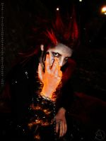 Axel KH cosplay - my attribute : fire by MischievousBoyAilime