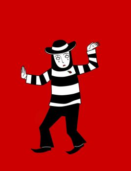 Mime by Monica-Ruse