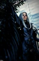 Sephiroth 'You just didn't know me' by Hirako-f-w