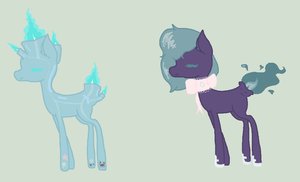 rare candle pony auction by Sugiilite