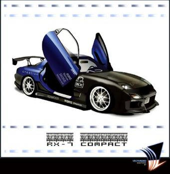Rx7 Compact by deaddevil