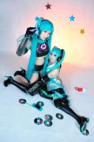 Cosplay-ProjectDiva2 by neiyukina