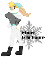 Winter Lola by Karina-Riddle
