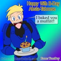 Happy B-Day Absta-Taboose by MidNight-Vixen