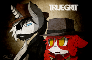 True Grit by Serendipity-Kitty