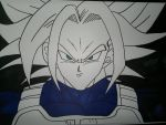 Trunks Super Saiyan by supervegita