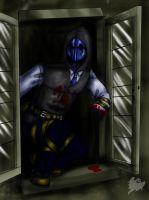Eyeless Jack - Stealing though the Night by ControlledChaotic