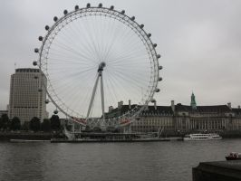London eye. 2 by CaringheartTTR