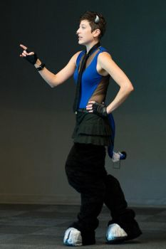 Brass Knuckles Cosplay - Dress Rehearsal by RiftwingDesigns