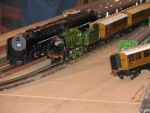 Lionel Niagara And Hornby D49 by TaionaFan369