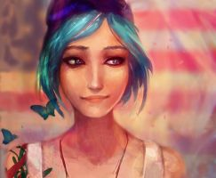 Chloe Life is Strange by MaxDaily
