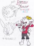 2015: Bunny Junior by gilster262