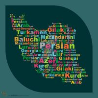 Iran's Nations by Pedram