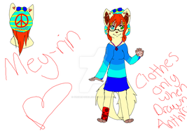 Mey-rin ref by Frozen-Icicles