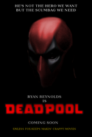 Deadpool movie poster 5 by Deadfish-Comics