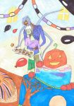 Halloween party food by L1ghtningpaw