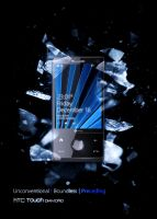 The Unconventional :: hTC Touch Diamond by F1rst-Pers0n