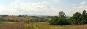 Panorama, country in Poland by 8magda