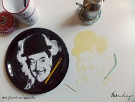 Salt and Oil (Stan and Ollie) by NadienSka