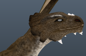 Project 1: Progress with 3DCoat, part 7 by Skiriki
