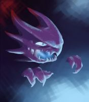 Haunter by DanjiIsthmus