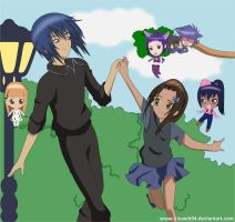 Shugo Chara: Requests date by NinaWH94