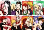 Naruto Kiss Meme by me xD by MuffinMonstah