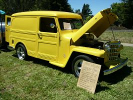 1950 Willys-Overland Panel by RoadTripDog