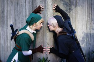 Twin Links V.2: Photo #2 by NightLotusCosplay