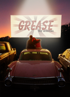 Grease the Musical Poster by jasonabroussard