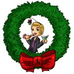 Large Adam Wreath by iluvbsbkevin