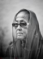 Powerful Lady in our family by djati