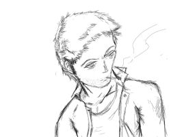 Smoker by Squall1015