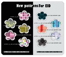 Pattern 4 Eid V.2 by L-A-H-N