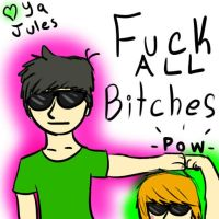 Me and Jules by Cierue