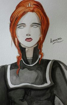 Laura (design by Pascal Croci) by CeliniaTepes