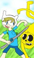 adventure time ! by Diegoticanime