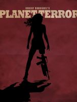 PLANET TERROR by cheduardo2k