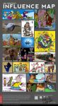 Your Name Here's Influence Map by Cotton-gravy