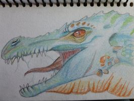 Sketchbook 3 by Caerulai