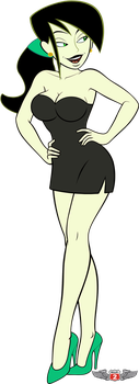Shego LBD by Phillip-the-2