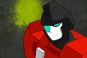 Request: IDW Perceptor by NecromancyInc