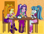 The Dazzlings /SORRY GUYS! by thegreatcat14