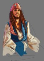 Captain Jack by CYLex