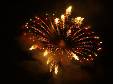 Lake George Fireworks 021 by omnicatbus