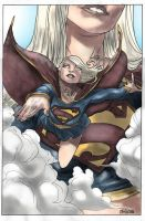 Supergirl .... by g45uk2
