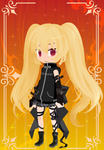 Golden Darkness Chibi by The-Joven-ART