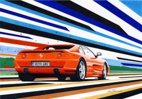 F355 berlinetta by klem