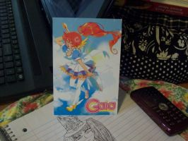 Gaia Limited Edition Art Card 2nd pic by Alanna-QueenofHearts